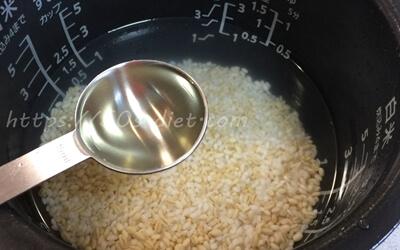 もち麦ご飯