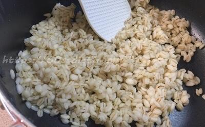 押し麦の炊き方